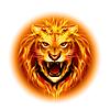 Leiter der Feuer-Löwe