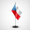 Tabelle Flagge der Tschechischen Republik