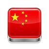 Metal-Ikone von China