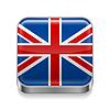 Metal-Ikone des Vereinigten Königreichs