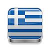 Metal-Ikone von Griechenland