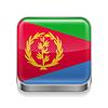 Metal-Ikone von Eritrea