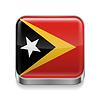 Metal-Ikone des Ost-Timor