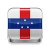 Metal-Ikone der Niederländischen Antillen