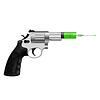 Spritze in Revolver