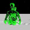 ID 4288086 | Zwei Fremde im Gespräch | Illustration mit hoher Auflösung | CLIPARTO