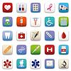 Medizin-Icons | Stock Vektrografik