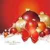 Edler weihnachtlicher Hintergrund | Stock Vektrografik
