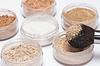ID 4164729 | Makijaż szczotka z luźnego proszku kosmetycznego | Foto stockowe wysokiej rozdzielczości | KLIPARTO