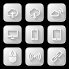 Set von Web-Icons