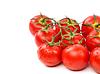 Cluster von Cherry-Tomaten | Stock Foto