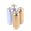 Blank Aluminium-Getränkedose | Stock Foto