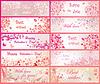 Gruß-Banner für Valentinstag