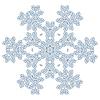Białe koronki kwiatowy ornament kalejdoskop etniczną | Stock Vector Graphics