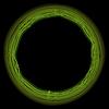 Streszczenie zielone koło | Stock Vector Graphics