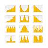 Graphic Geschäfts Bewertungen und Charts Sammlung
