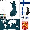 Landarte von Finnland
