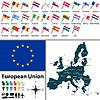 Karten der Europäischen Union