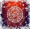 Векторный клипарт: Рождество dackground2015