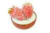 그릇에 딸기 | Stock Foto