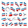 größte Sammlung von Flaggen von Jugoslawien