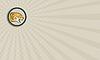 ID 4437065 | Business card Angry Tiger Head Growling Side | Stockowa ilustracja wysokiej rozdzielczości | KLIPARTO
