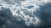 Himmel mit Wolken | Stock Foto