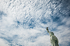 Las Vegas, New York Lady Liberty Nevada Usa - | Stock Foto