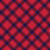 Nahtlose Diagonale Tartan Textur