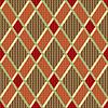 Rhombic Tartan rot und braun Stoff nahtlose Textur