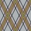 Rombowy brązowy i szary tartan tkaniny bez szwu | Stock Vector Graphics