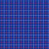Nahtlose Netzmuster über blau