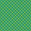 Seamless Mesh diagonale Muster über grüne