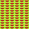 Watermelon nahtlose Muster