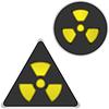 Strahlen-und Bio-Hazard