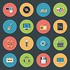 Icons für Multimedia