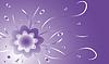 Abstrakcyjny wzór kwiatowy | Stock Vector Graphics