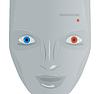 Cyborg-Gesicht