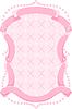 Różowy ramki | Stock Vector Graphics