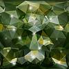 Abstrakcyjne geometryczne zielone tło | Stock Vector Graphics
