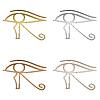 ID 4134069 | Eye of Horus Egyptian symbol | Stockowa ilustracja wysokiej rozdzielczości | KLIPARTO
