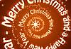 Счастливого Рождества и Нового Года | Иллюстрация