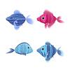 ID 4147027 | Cztery ryby s | Stockowa ilustracja wysokiej rozdzielczości | KLIPARTO