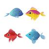 ID 4147028 | Vier Fische s | Illustration mit hoher Auflösung | CLIPARTO