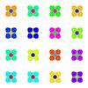 ID 4226772   Einfache Blumen   Illustration mit hoher Auflösung   CLIPARTO