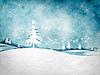 ID 4243629 | Blue christmas | Stockowa ilustracja wysokiej rozdzielczości | KLIPARTO