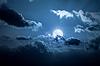 Full moon night | Stock Foto