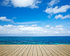 Wooden jetty beach | Stock Foto
