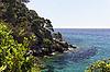 Canadel-sur-Mer, Französisch Mittelmeerküste, Côte | Stock Foto