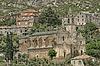 ID 4165311 | Santo Pietro di Tenda, Church Santo Pietro, Corsica | Foto stockowe wysokiej rozdzielczości | KLIPARTO